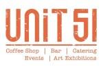 unit 51 cafe logo