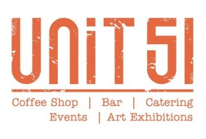 unit 51 cafe  logo